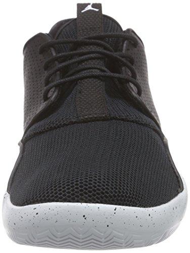 Nike Unisex-Kinder Jordan Eclipse Bg Low-Top Schwarz (012 BLACK/WHITE-PURE PLATINUM)