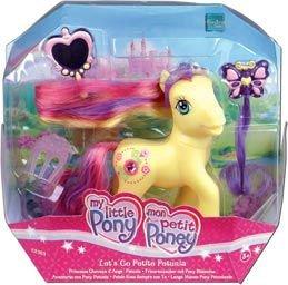 eines Pony–My Little Pony Royal Beauty Prinzessin von Schönheit Engelshaar (Mein Kleines Pony-hasbro)