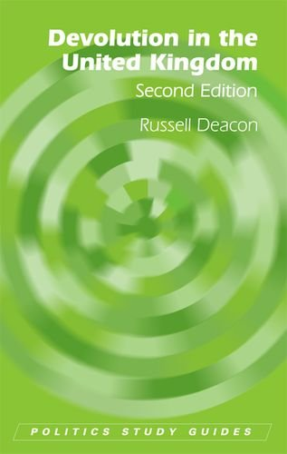 Devolution in the United Kingdom par Russell Deacon