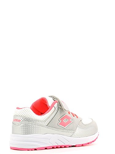 Lotto Sport , Chaussures spécial volleyball pour homme Multicolore Multicolore Multicolore - Argento/Rosa