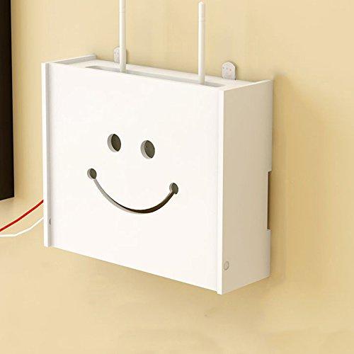 Yazi TV Set-top Box Rack Wifi Router Shelf Waterproof