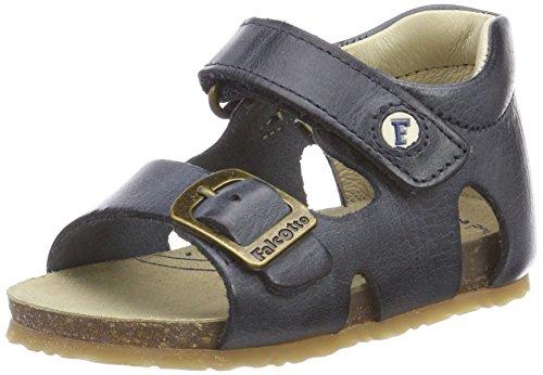 Falcotto Sandalen (Falcotto Baby Jungen 1406 Sandalen, Blau (Blue), 18 EU)