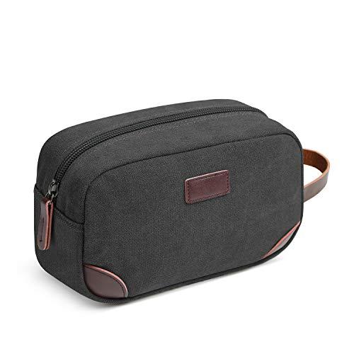 Domila Reise Kulturbeutel Portable Overnight Wash Gym Rasur Tasche für Männer oder Frauen