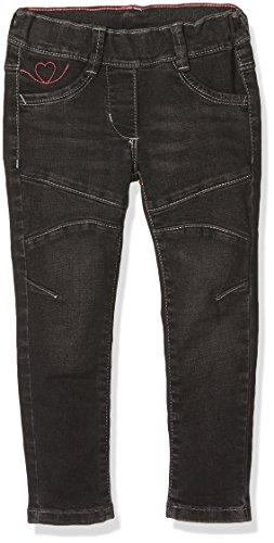 s.Oliver Mädchen Jeans 53.708.71.2991, Grau (Grey/Black Denim Stretch 98Z7), 128 (Herstellergröße: 128/REG)