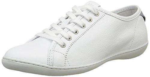 TBS Derby scarpe da donna, colore: Ciliegia, Bianco (Blanc), 39