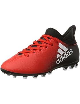 adidas Jungen X 16.3 Ag J Fußballschuhe