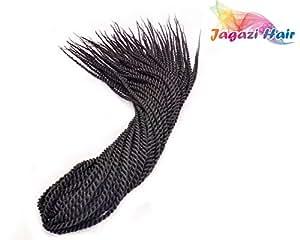tissage afro naturel, 100% cheveux naturel. Extensions de cheveux. NOIR Super Soft 100% Human Hair Afro Weave. 1 piece. Colour 1, Jet Black. 9 inches