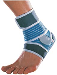 Thuasne Sport - Tobillera, tamaño XL, color azul