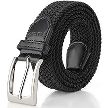 comprare popolare 18357 ddcc6 cintura uomo elastica - Amazon.it