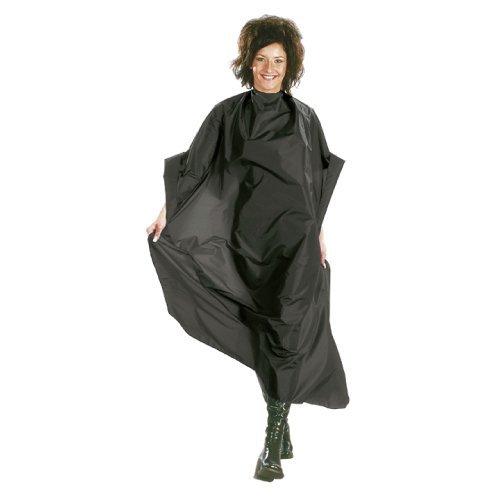 Cape Mystery Nylon Noire Fermeture Pression