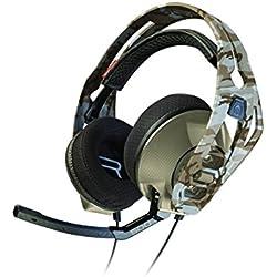Plantronics RIG 500HX Binaural Bandeau Bronze, Kaki - Casques Audio (Console de Jeux, Binaural, Bandeau, Bronze, Kaki, avec Fil, Circum-aural)
