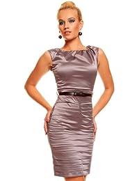 Mayaadi-Deluxe Elegantes Kleid Abendkleid HS-133