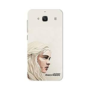 PosterHook Daenerys-Game Of Thrones Redmi 2 Prime Designer Case