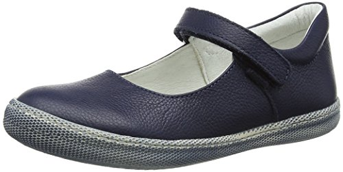 Primigi Mädchen Ptf 7187 Mary Jane Halbschuhe, Blau (Blue Scuro), 29 EU (Sportliche Janes Mary)
