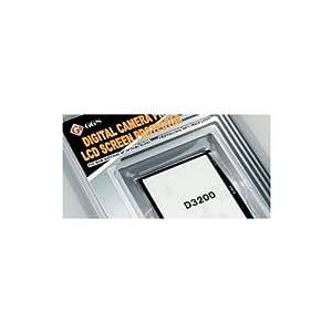 Protection d'écran GGS professional pour Nikon D3100 - En verre optique traité. Transparence 100%