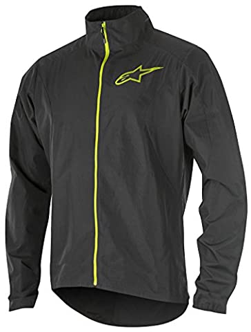 Alpinestars Descender 2 Jacket, Black Acid Yellow,