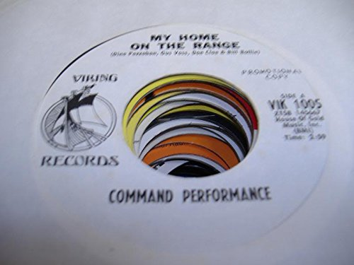command-performance-45-rpm-my-home-on-the-range-working-mans-prayer-i-believe-medley