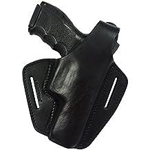 Funda de pistola de cuero, para el cinturón, para pistolas Heckler und Koch P30 HK P30L .