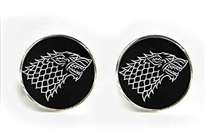 Game of Thrones Cufflinks and Presentation Box