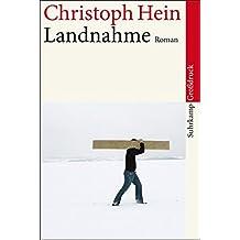 Landnahme: Roman. Großdruck (suhrkamp taschenbuch)