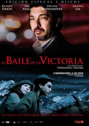 The Dancer and the Thief (2009) ( El baile de la Victoria )