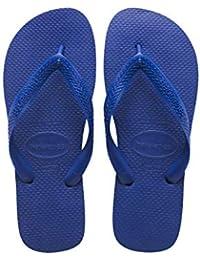 Havaianas Brasil Logo Damen Zehentrenner Badeschuhe Badelatschen für Sommer 0555