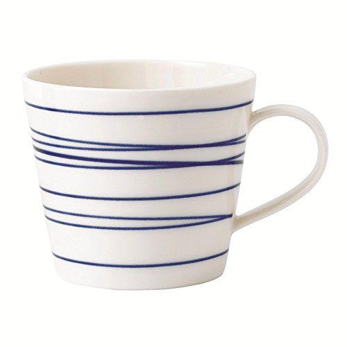 Royal Doulton - Pacific - Lines - Becher/Tasse/Henkelbecher - Porzellan - 450ml Royal Doulton Line