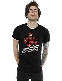 Marvel hombre Daredevil Slogan Camiseta
