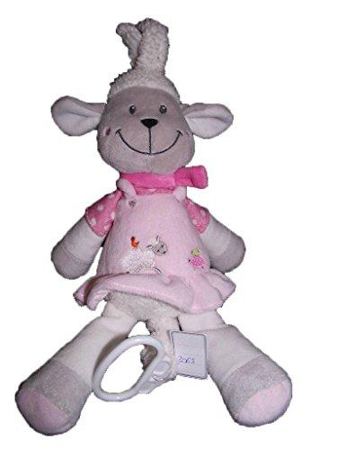 Kiabi–Doudou Kiabi kitchoun oveja vestido rosa y...