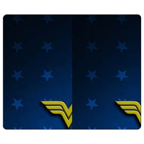 Gaming Mouse Pad Cloth Nonslip firmly wonder woman outfit (Wonderwoman Outfit)