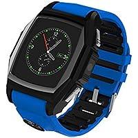 JIANGFU GT68 Bluetooth Smart Watch Sport Telefonuhr Herzfrequenz SOS GPS, Sport Uhr Android GT68 System Armband Telefon Herzfrequenz Schrittzähler Bluetooth tragen