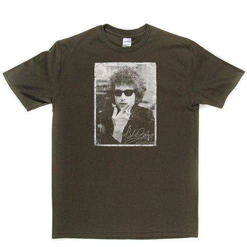 Dylan Stockholm 66 Make Love Not War Peace T-shirt Militärgrün