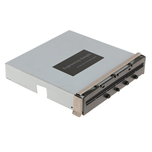 Price comparison product image perfk DG-6M5S Complete Assembly Blu-ray DVD Drive Replacement for XBOX ONE S Slim Console