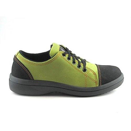 Lemaitre , Chaussures de sécurité pour femme Vert anis