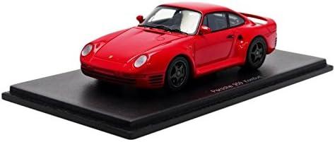Spark Miniature Voiture de Collection, S4477, S4477, S4477, Rouge   Belle  00d2f1