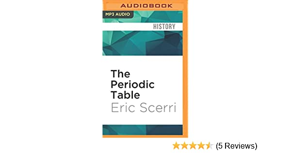 The periodic table its story and its significance amazon the periodic table its story and its significance amazon eric scerri james adams 0889290465375 books urtaz Gallery