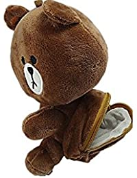 Cute Teddy Soft Toy With Bag For Kids.....medium Size