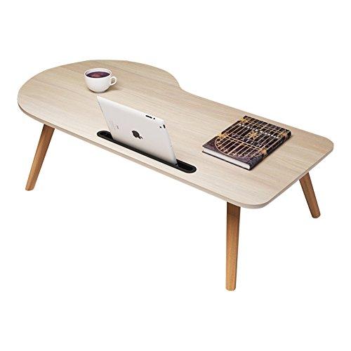 Laptoptisch Laptop Ständer Klappbar Betttablett Frühstückstablett Notebooktisch Laptoptablett Lese Tisch schreiben nordic style falten moderne einfach faul kleiner tisch-C 90x48cm(35x19inch)