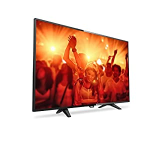 Philips 32PHT4131/05 32-Inch HD Ready 720p LED TV with Freeview HD - Black
