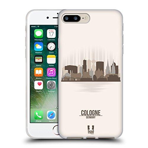 Head Case Designs Lion Animaux Chic Étui Coque en Gel molle pour Apple iPhone 5c Cologne
