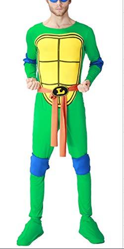 - Blaue Teenage Mutant Ninja Turtles Kostüm