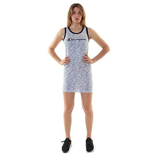 Champion Athletics Damen Kleider/Kleid Chargh Weiß M (Damen Champion Fitness Athletic)