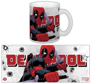 Mug Deadpool 04 - Katana Rama