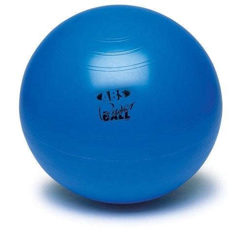 TOGU Powerball ABS Gymnastikball Fitness Bürostuhl Ball Turnen 45cm rot (Fitness Cm Ball 45)