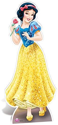 Prinzessin Princess Schneewittchen Snow White Pappaufsteller Standy 168cm ()