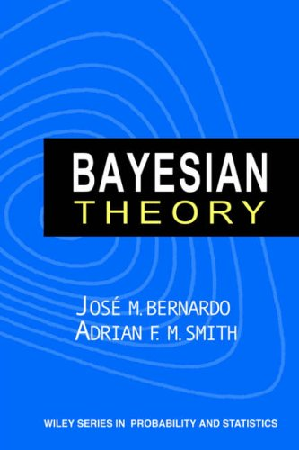 Bayesian Theory (Wiley Series in Probability and Statistics)
