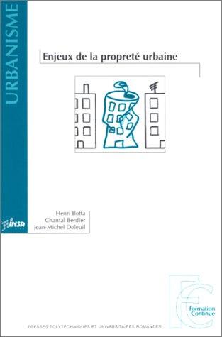 Enjeux de la propriété urbaine