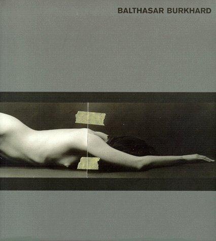 Balthasar Burkhard par Christine Poullain