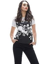 Weekend MaxMara Fieno T Shirt Donna in Cotone 59410897 bb40e86070e