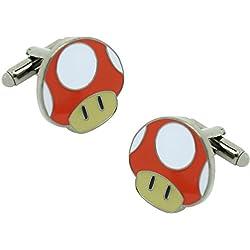 Gemelos Seta Roja Mario Bros